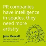 John Mescall _ McCann Melbourne _ Say U Consulting