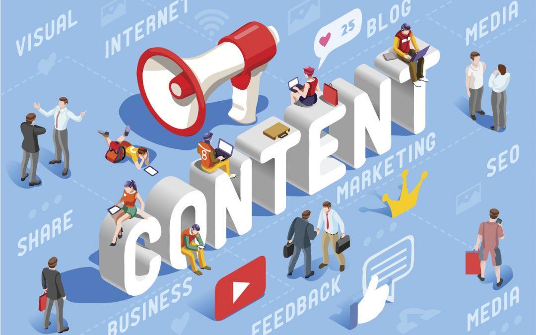 A transformação na criação de conteúdos