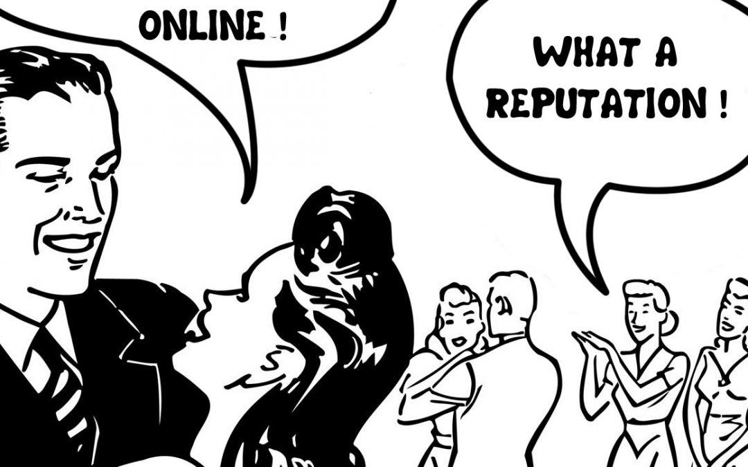 Gerir a Reputação online
