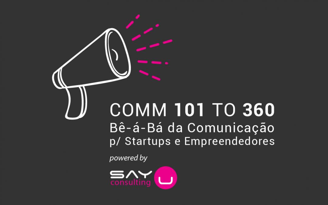 O Bê-á-Bá da Comunicação