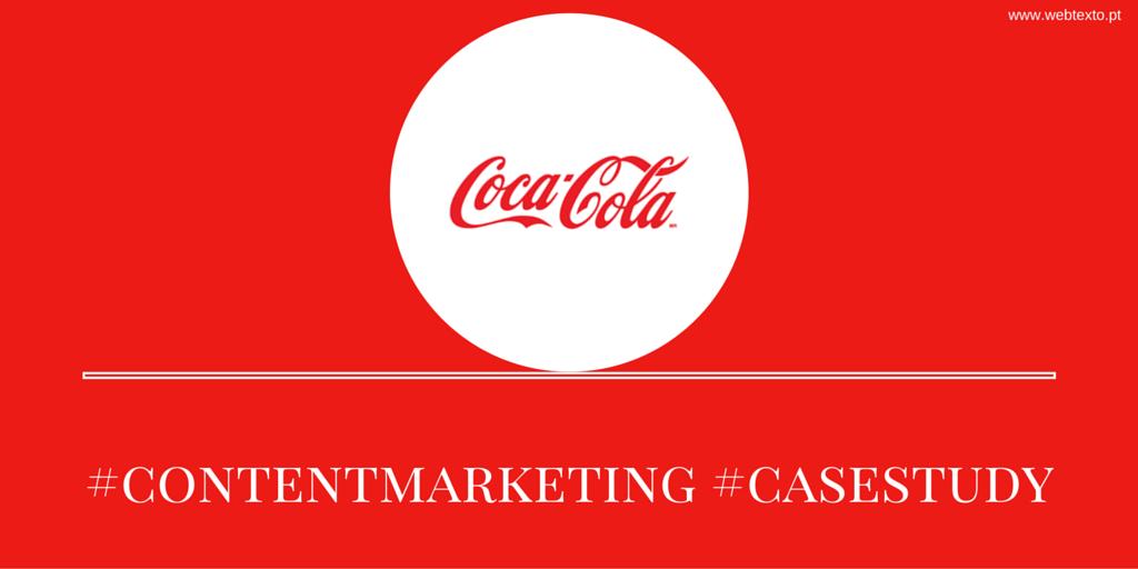 A ligação emocional à marca Coca-Cola