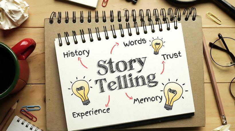 Uma estratégia de storytelling