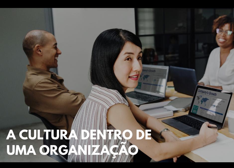 SUCCESS STEPS| A cultura dentro de uma organização