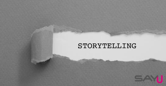 O storytelling como chave para o sucesso