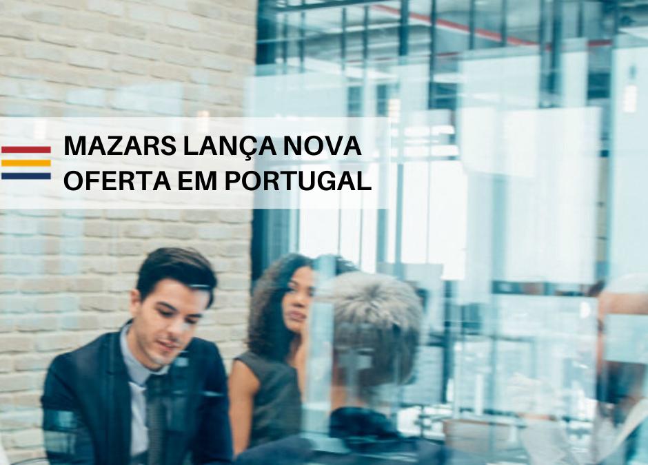 Consulting | Mazars lança nova oferta em Portugal