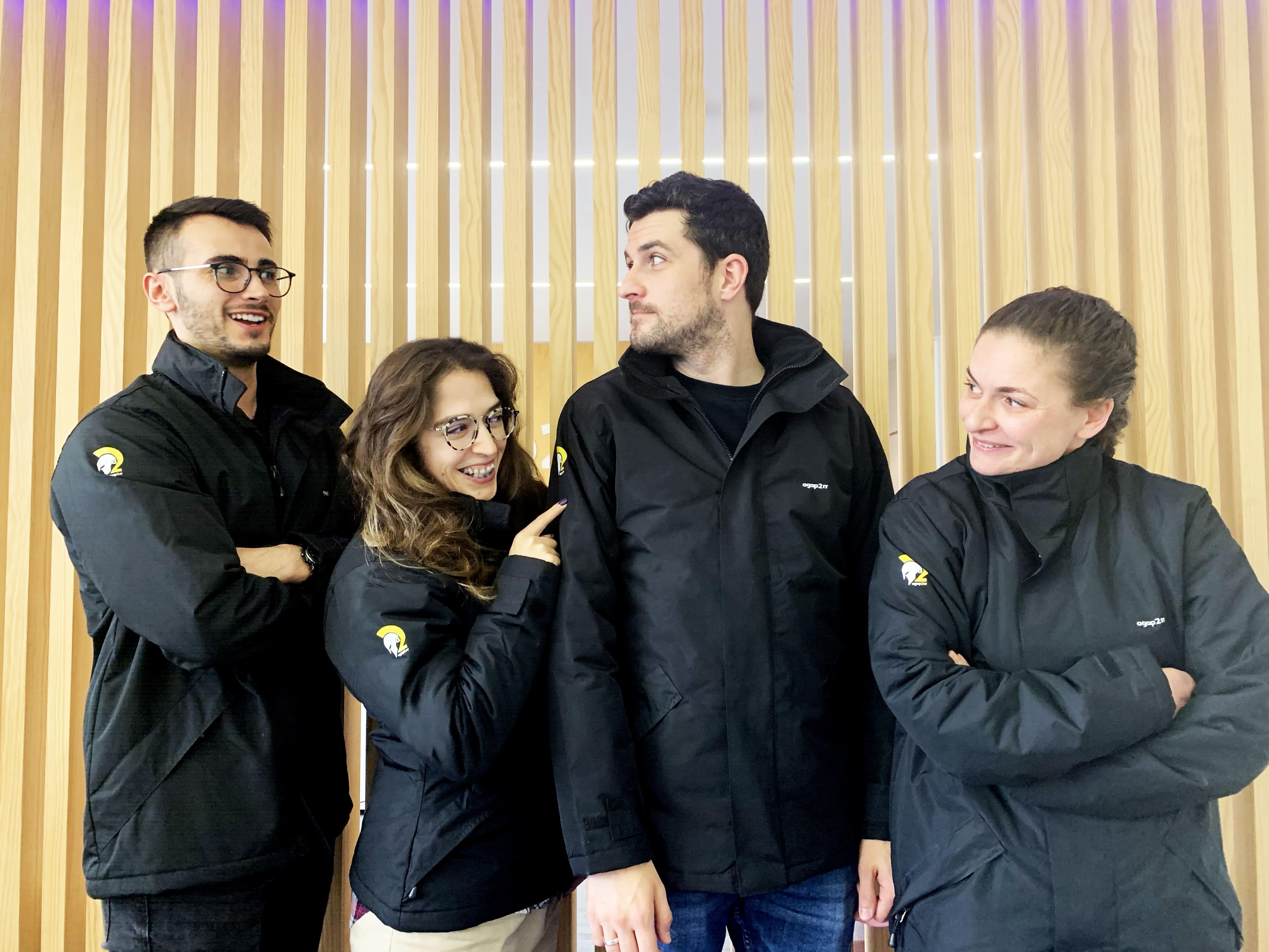 A agap2IT prepara-se para implementar um projeto de Employer Branding