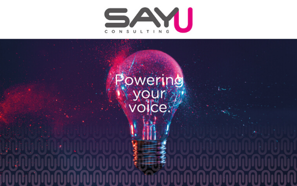 SAYU EMPOWERS YOUR VOICE