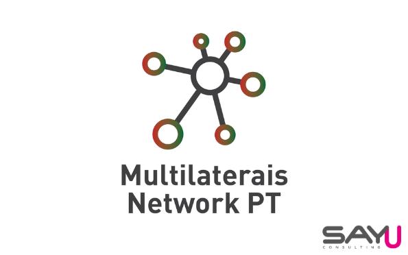 SayU no lançamento da 'Multilaterais Network PT'