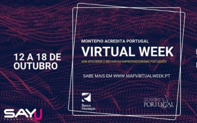 MAP Virtual Week: Empreendedorismo no pós-Covid-19