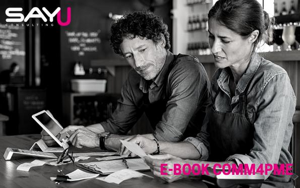 """E-BOOK COMM4PME: """"Comunicar numa nova realidade"""""""
