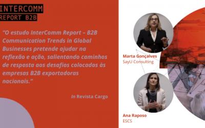 InterComm Report: estudo da ESCS identificou 7 grandes tendências entre empresas B2B