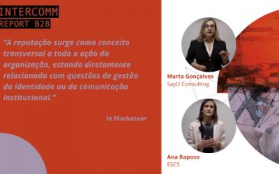 Uma comunicação B2B global, coerente e integrada