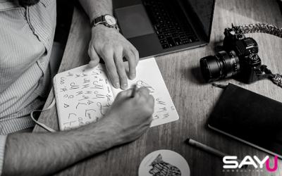 Diagnosticar contexto e criar marca