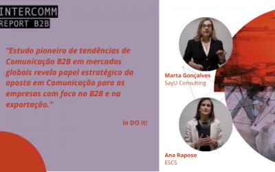 InterComm Report: A Comunicação no centro da estratégia das empresas