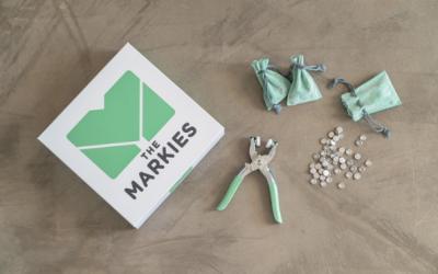The Markies: Iniciais personalizam a diferença