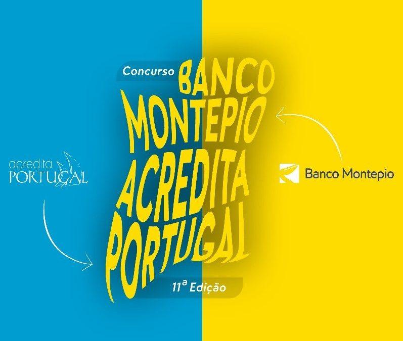 CONCURSO BANCO MONTEPIO ACREDITA PORTUGAL JÁ TEM VENCEDORES